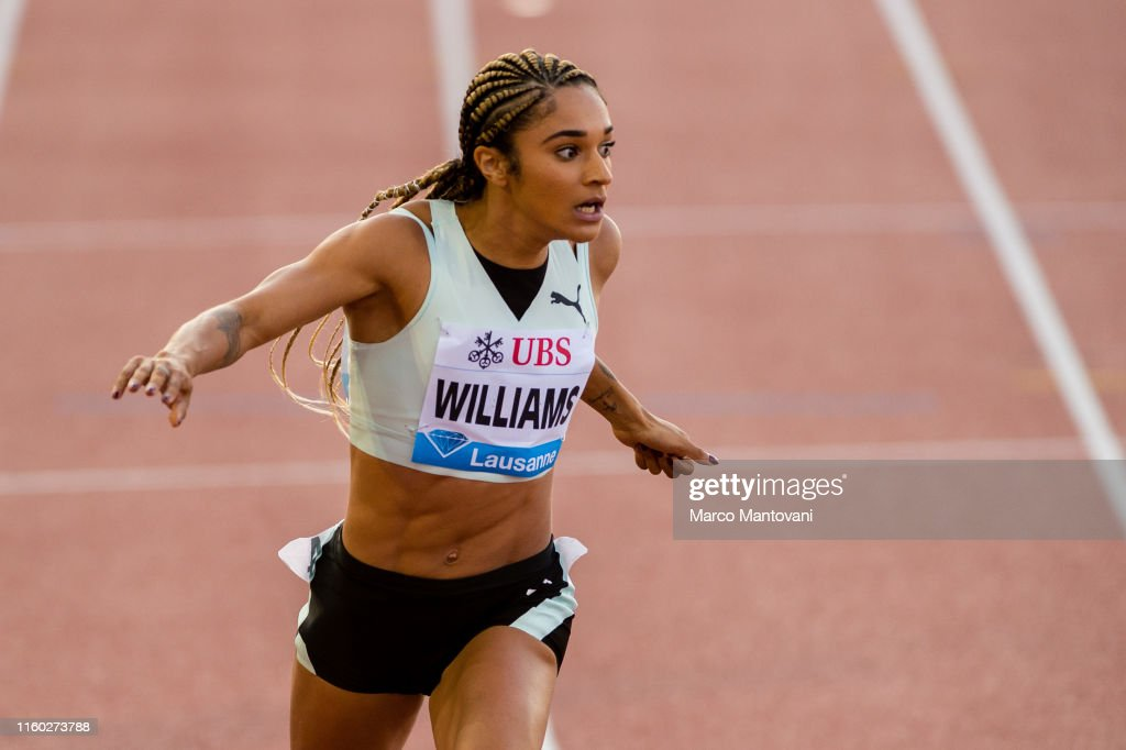 Athletissima - Diamond League : News Photo