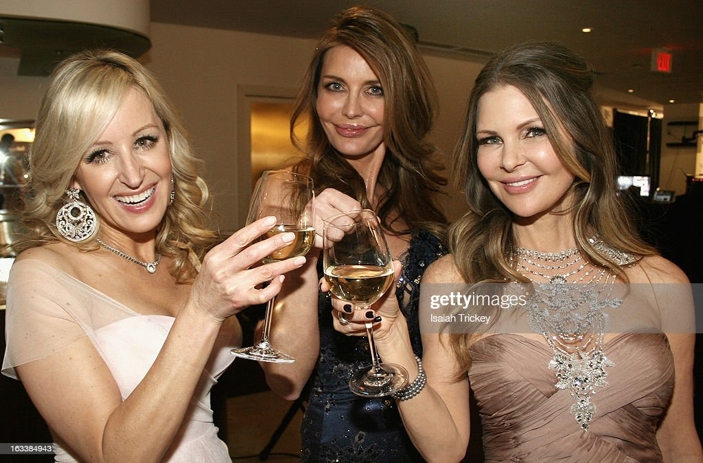 Jody Claman, Ronnie Negus and Mary Zilba attend the 2013 Canadian Screen Awards at Sony Centre for the Performing Arts on March 3, 2013 in Toronto, Canada.