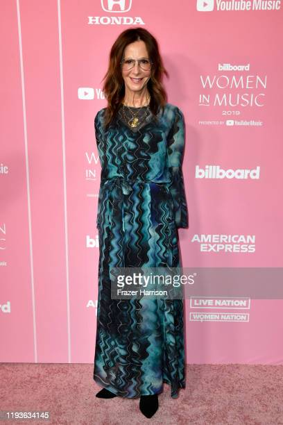 Jody Gerson attends the 2019 Billboard Women In Music at Hollywood Palladium on December 12, 2019 in Los Angeles, California.