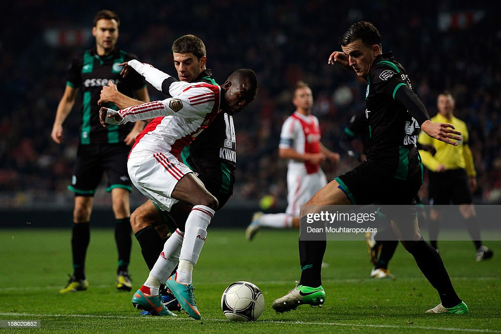 Ajax Amsterdam v FC Groningen - Eredivisie