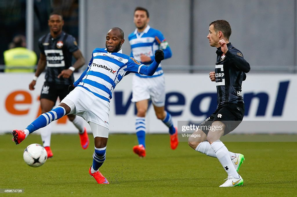 "Dutch Eredivisie - ""PEC Zwolle v Willem II"" : News Photo"