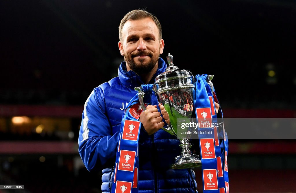 Chelsea v Arsenal - FA Youth Cup Final: Second Leg : News Photo