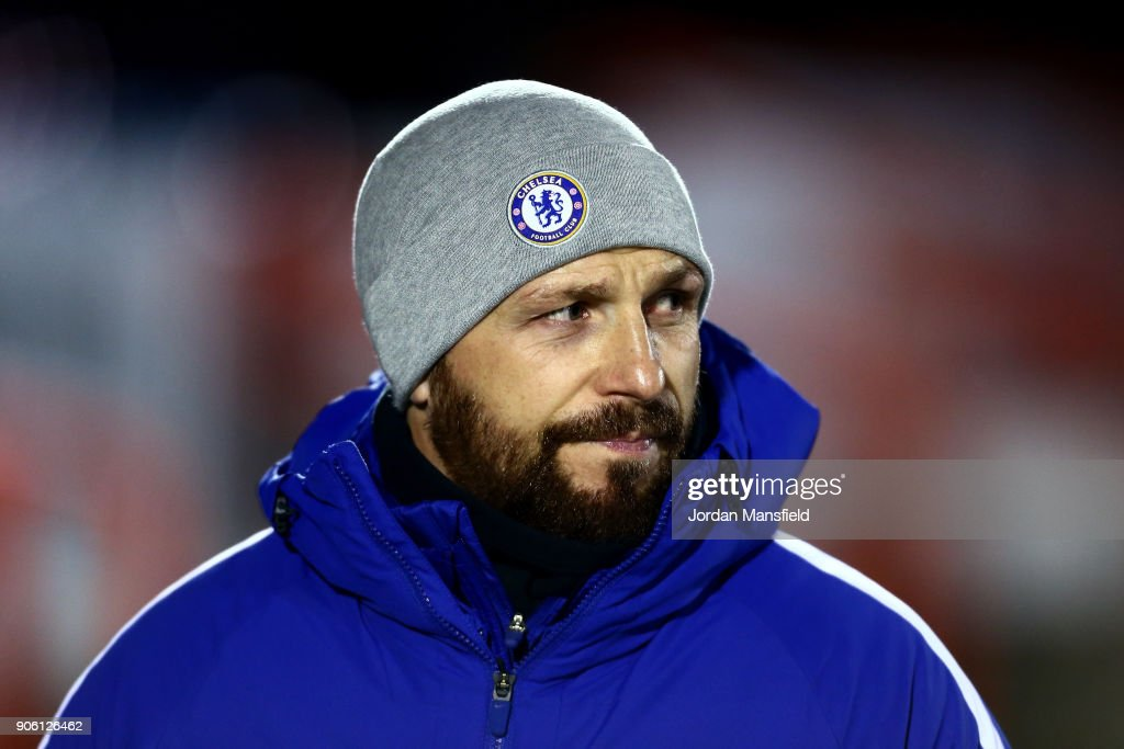 Chelsea v West Bromwich Albion - FA Youth Cup Fourth Round