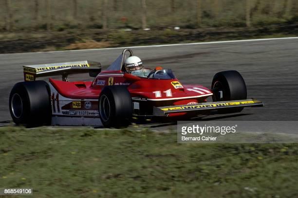 Jody Scheckter Ferrari 312T4 Grand Prix of the Netherlands Circuit Park Zandvoort 26 August 1979