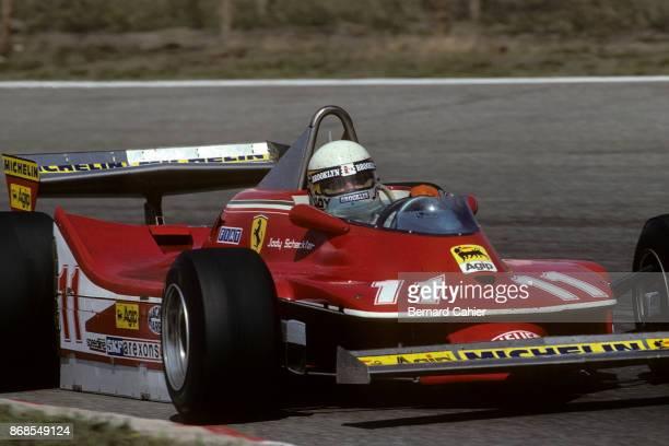 Jody Scheckter, Ferrari 312T4, Grand Prix of the Netherlands, Circuit Park Zandvoort, 26 August 1979.