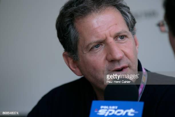 Jody Scheckter Grand Prix of Spain Circuit de BarcelonaCatalunya 13 May 2007