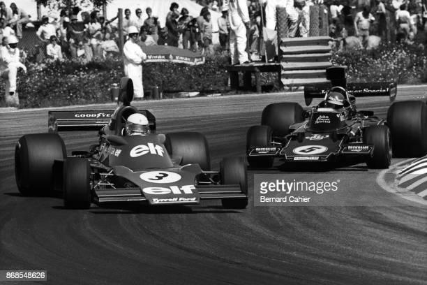Jody Scheckter Grand Prix of Sweden Anderstorp Raceway 08 June 1975