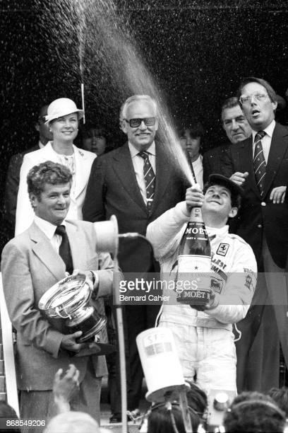 Jody Scheckter Princess Grace of Monaco Prince Rainier of Monaco Michel Boeri JeanMarie Dubois Grand Prix of Monaco Circuit de Monaco 27 May 1979