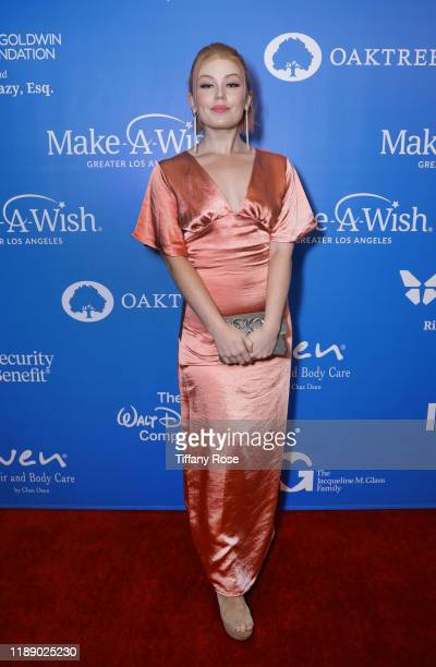 Jody Steel attends the 2019 Wish Gala on November 20 2019 in Beverly Hills California