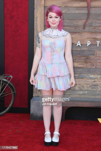 Jody Steel attends the Premiere Of Warner Bros Pictures' It Chapter Two at Regency Village Theatre on August 26 2019 in Westwood California
