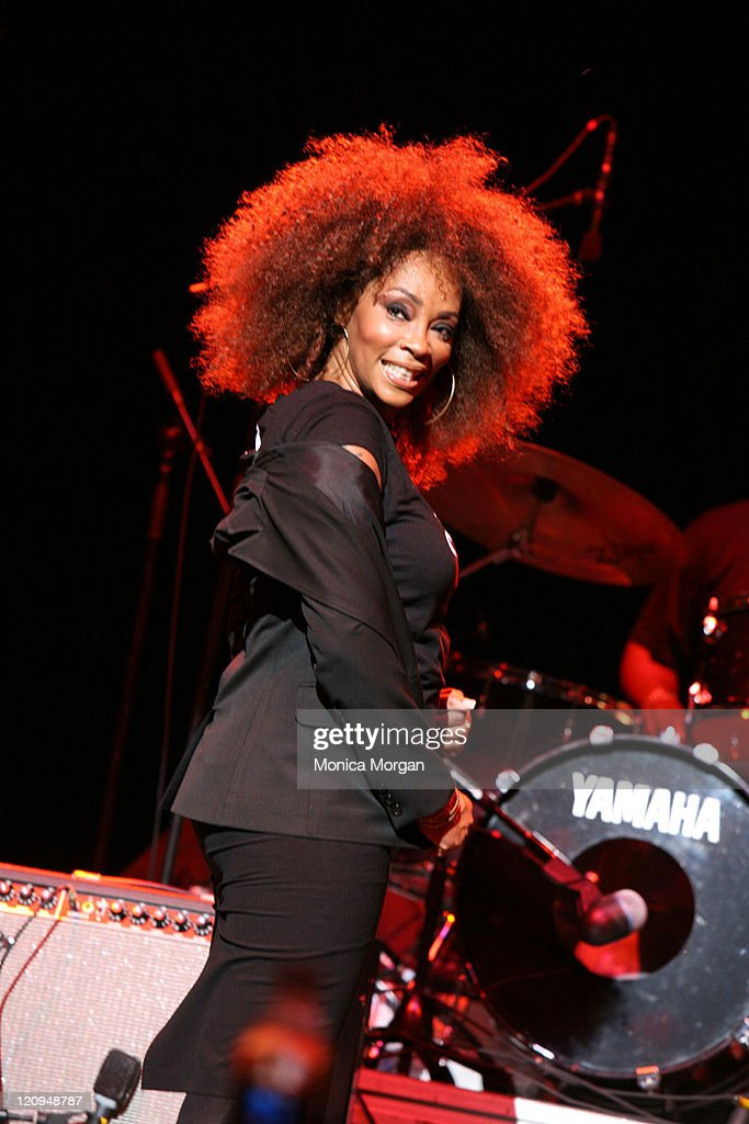 Jody Watley Performes at The Chene Park Wednesday Night Jazz Series - July 12,