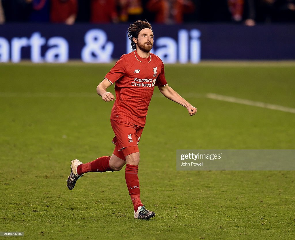 Liverpool v Stoke City - Capital One Cup Semi Final: Second Leg : News Photo