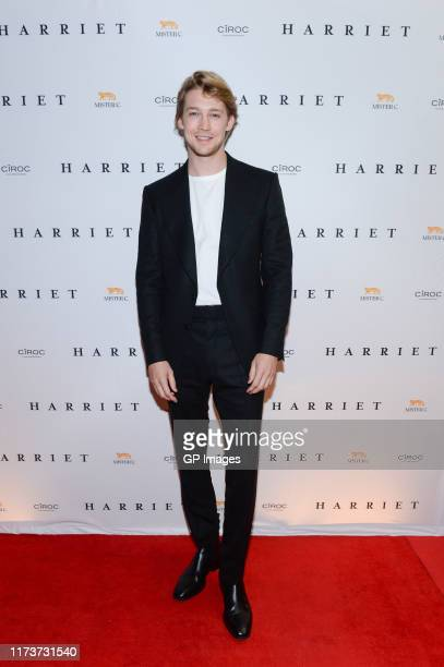 Joe Alwyn arrives at Harriet World Premiere Party Hosted By CÎROC Vodka at Mister C during the Toronto International Film Festival>> on September 11...