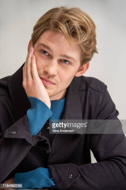 Joe Alwyn at the Harriet Press Conference at the Four Seasons Hotel on October 29 2019 in Beverly Hills California