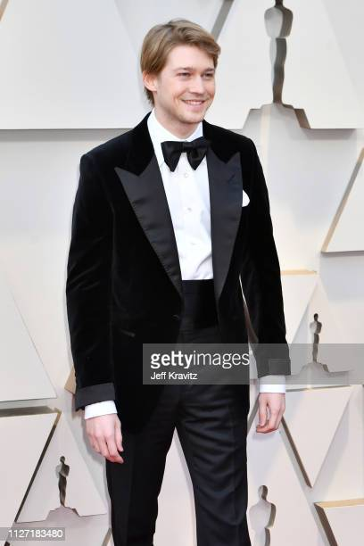 Joe Alwyn attends the 91st Annual Academy Awards at Hollywood and Highland on February 24 2019 in Hollywood California