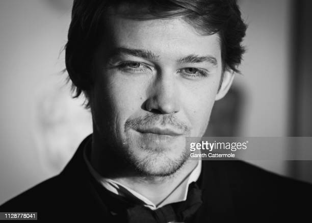Joe Alwyn attends the EE British Academy Film Awards at Royal Albert Hall on February 10 2019 in London England