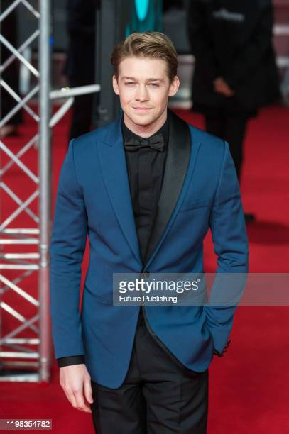Joe Alwyn attends the EE British Academy Film Awards ceremony at the Royal Albert Hall on 02 February, 2020 in London, England.- PHOTOGRAPH BY Wiktor...