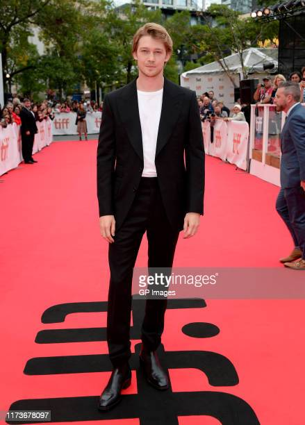"""Joe Alwyn attends the """"Harriet"""" premiere during the 2019 Toronto International Film Festival at Roy Thomson Hall on September 10, 2019 in Toronto,..."""
