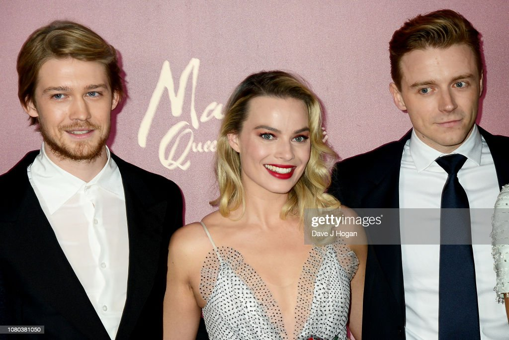 'Mary Queen Of Scots' European Premiere - VIP Arrivals : News Photo