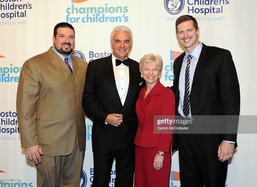 Boston Children's Hospital's Champions For Children's 2012