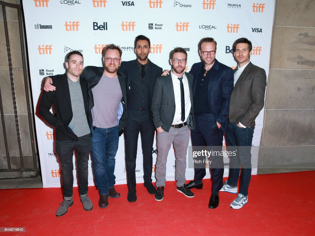 "2017 Toronto International Film Festival - ""The Ritual"" Premiere"