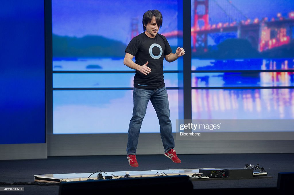 Key Speakers At The Microsoft Build Developer 2014 Conference