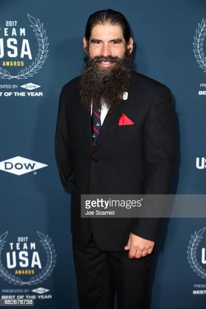 Joe Berenyi attends the 2017 Team USA Awards on November 29 2017 in Westwood California