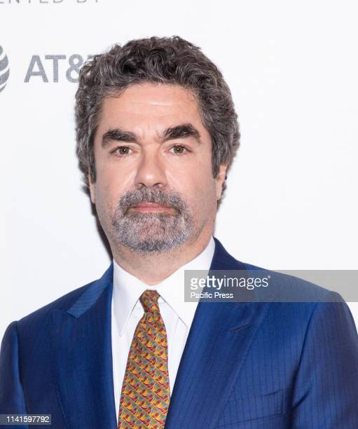 "Joe Berlinger attends ""Extremely Wicked, Shockingly Evil And Vile"" during 2019 Tribeca Film Festival at The Stella Artois Theatre, Manhattan."