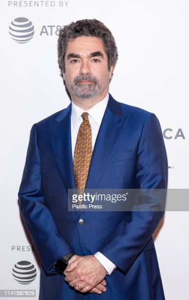 Joe Berlinger attends Extremely Wicked Shockingly Evil And Vile during 2019 Tribeca Film Festival at The Stella Artois Theatre Manhattan