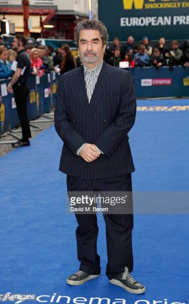 """Joe Berlinger attends the European Premiere of """"Extremely Wicked, Shockingly Evil And Vile"""" at The Curzon Mayfair on April 24, 2019 in London,..."""