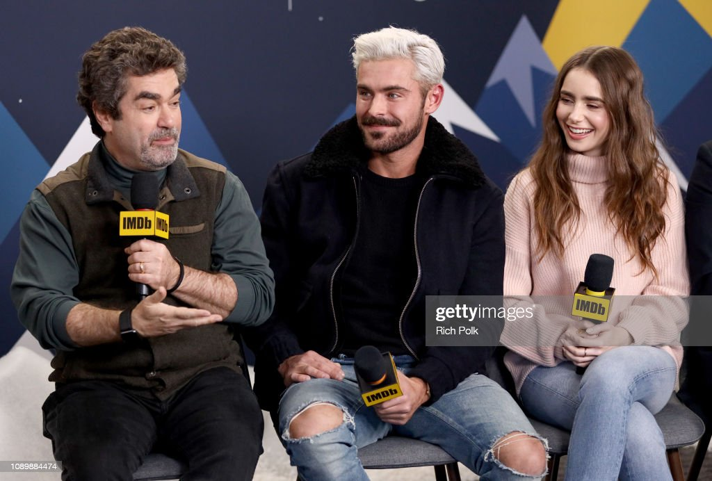 The IMDb Studio At Acura Festival Village On Location At The 2019 Sundance Film Festival - Day 2 : News Photo
