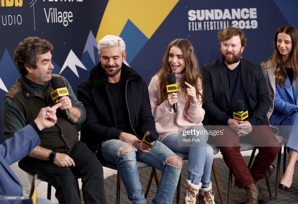 Joe Berlinger Zac Efron Lily Collins Haley Joel Osment And