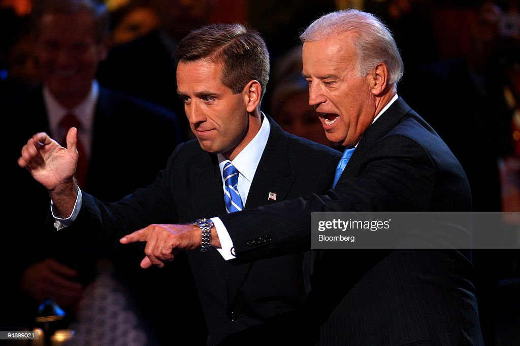 the tonight show with jay leno beau biden pictures getty images