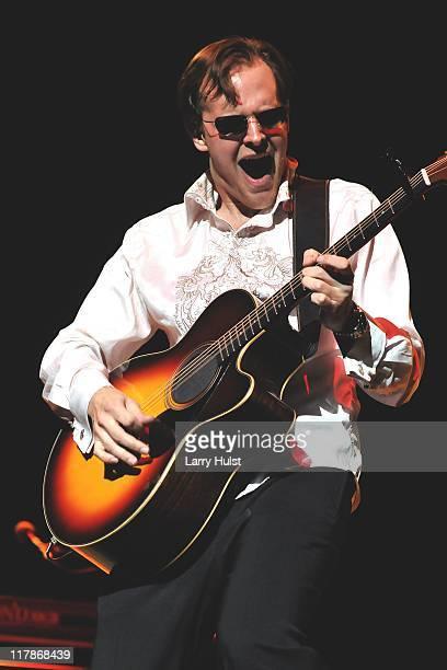 Joe Bonamassa performing at the Pikes Peak Center in Colorado Springs Colorado on March 11 2008