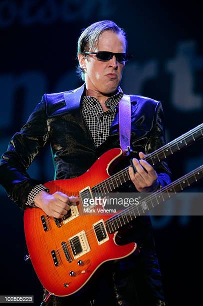 Joe Bonamassa performs live at day 2 of The North Sea Jazz Festival at Ahoy on July 10 2010 in Rotterdam Netherlands