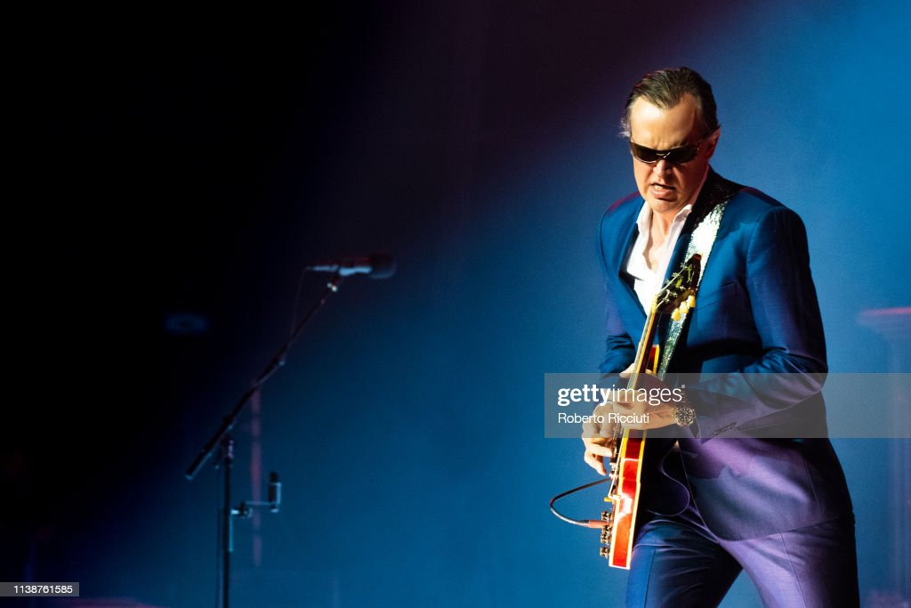 GBR: Joe Bonamassa Peforms At SEC Armadillo Glasgow