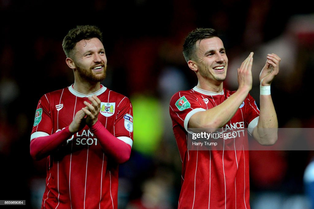 Bristol City v Crystal Palace - Carabao Cup Fourth Round