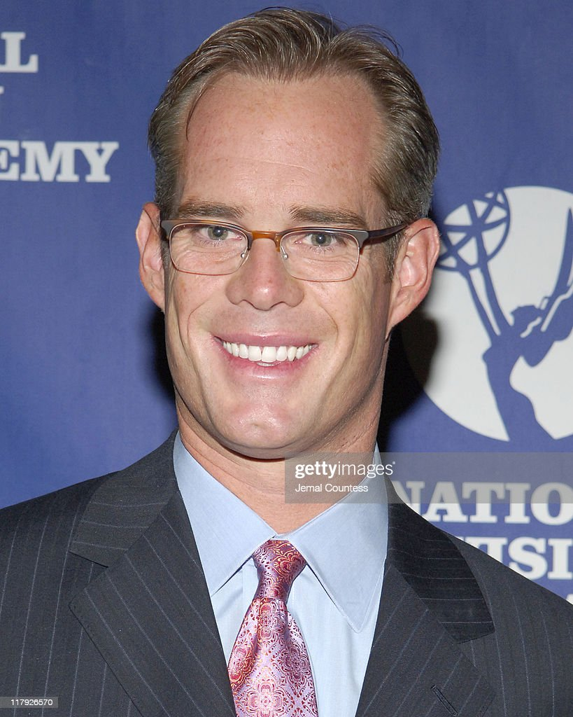 Joe Buck during 26th Annual Sports Emmy Awards - Arrivals at Frederick P. Rose Hall at Jazz at Lincoln Center in New York City, New York, United States.