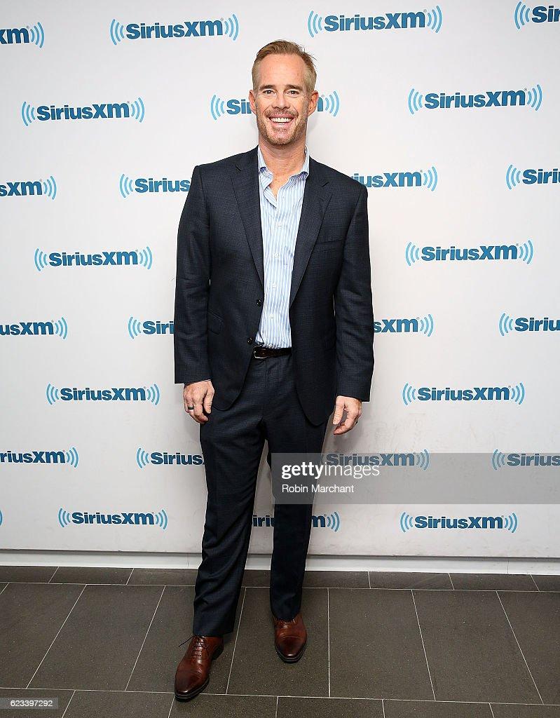 Celebrities Visit SiriusXM - November 15, 2016