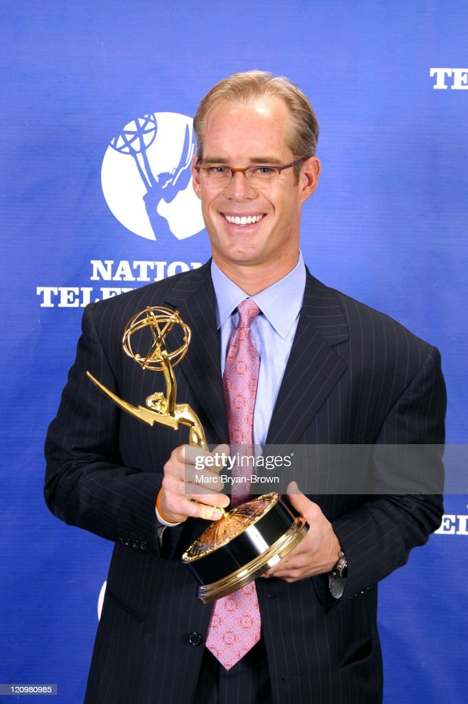 Joe Buck, winner Outstanding Sports Personality - Play-by-Play