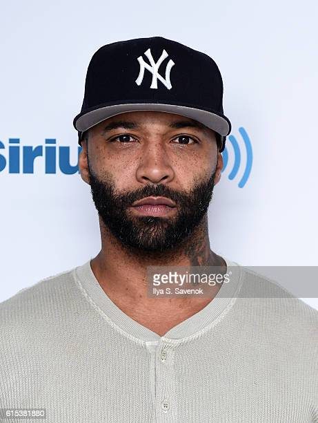 Joe Budden at SiriusXM Studios on October 18 2016 in New York City