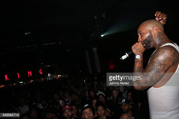 Joe Budden performs at BB King on June 13 2016 in New York City