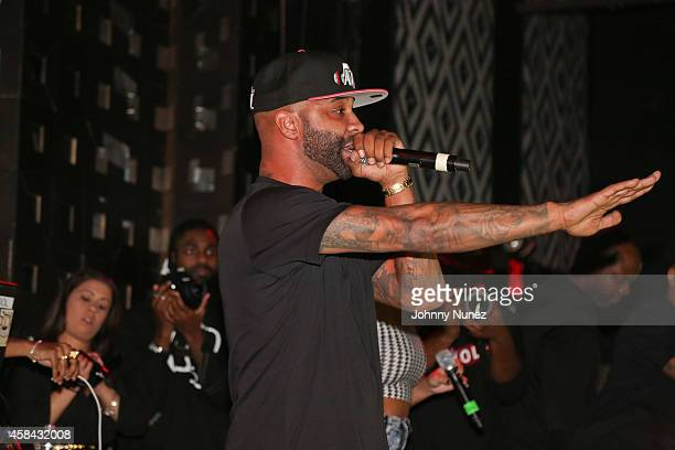 Joe Budden performs at SOB's on November 4 2014 in New York City