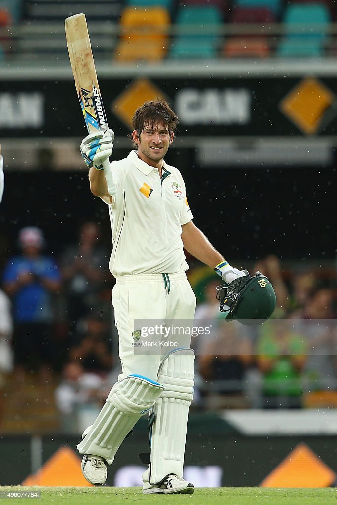 Australia v New Zealand - 1st Test: Day 3