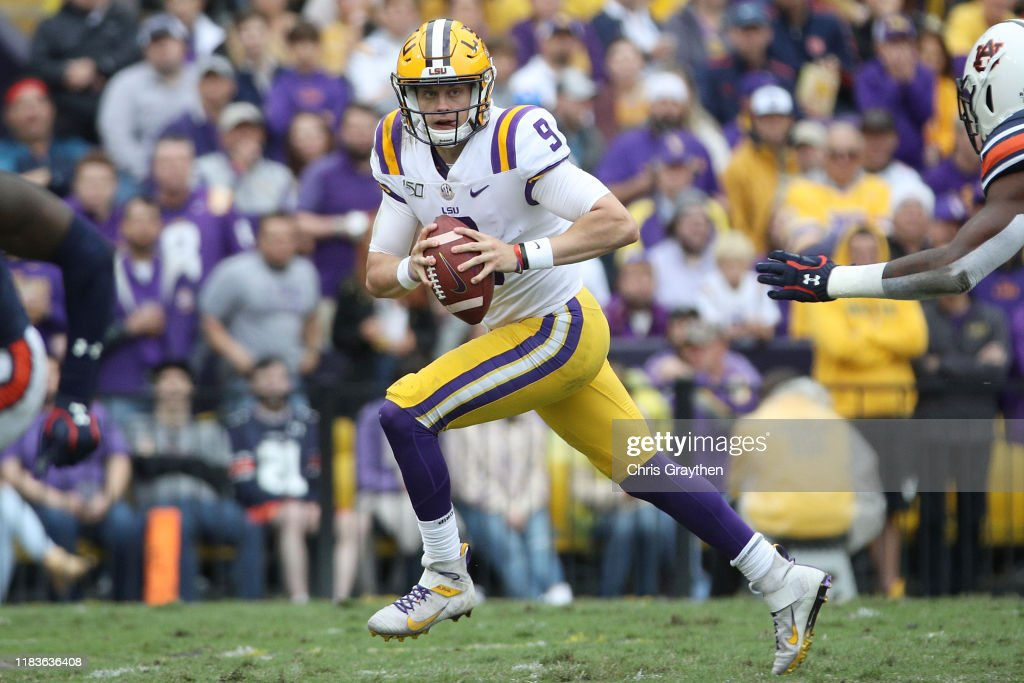 Auburn v LSU : News Photo