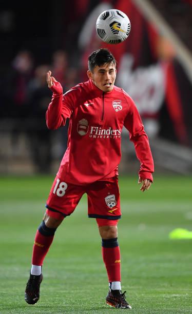 AUS: A-League - Adelaide United v Western Sydney Wanderers FC