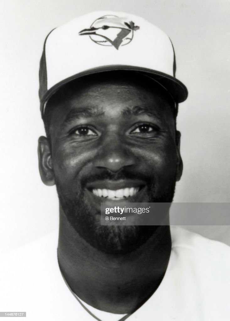 Joe Carter #29 of the Toronto Blue Jays poses for a portrait circa 1992 in Toronto, Ontario, Canada.