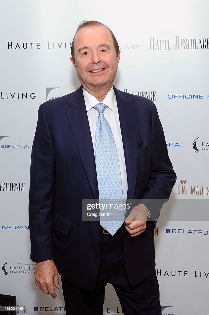 Joe Cayre attends the Haute Living New York City Real Estate Summit on November 14, 2013 in New York City.