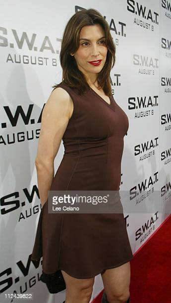 Joe Champa during SWAT Premiere Red Carpet at Mann's Village Theater in Westwood California United States