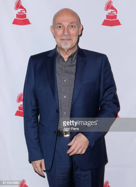 Joe Chiccarelli attends the CPI Event during the 18th annual Latin Grammy Awards at the Hardwood Suite at Palms Casino Resort on November 14 2017 in...